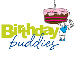 Things to do on your birthday- Adopt a birthday buddy
